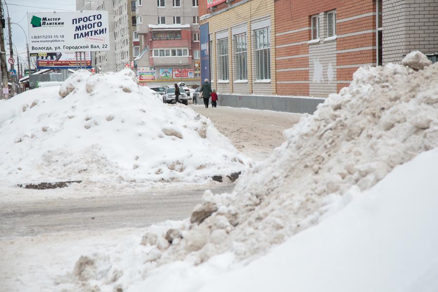 Лопата для уборки снега складные