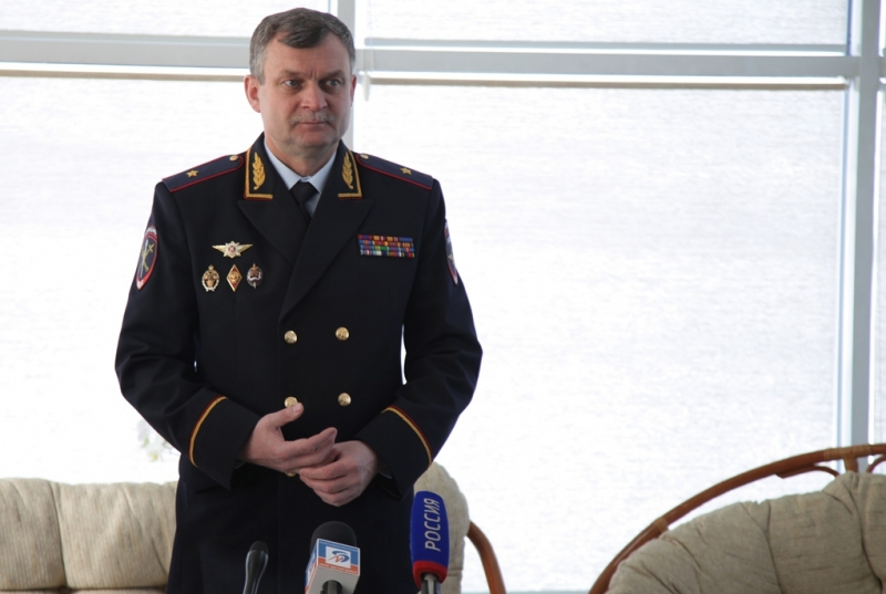 Виктора Пестерева назначили начальником ведомства вдругом регионе