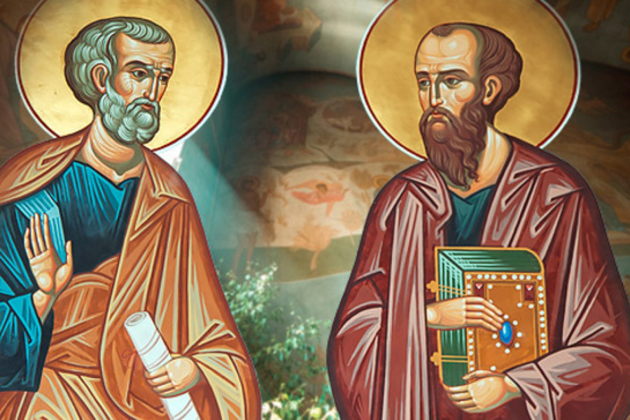 ВГрузии празднуют Петре-Павлоба— День Святых апостолов Петра иПавла
