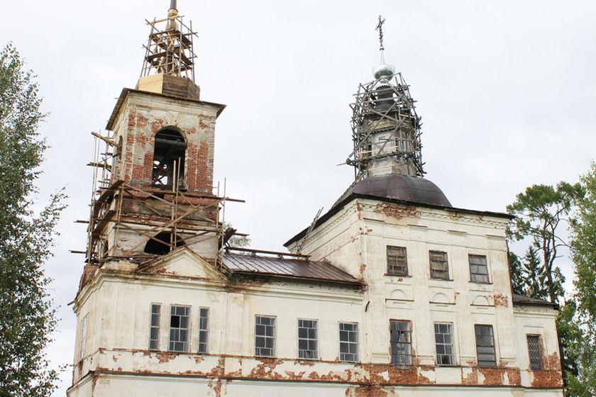 Специалисты из Иерусалима провели реставрационные работы в вологодском храме