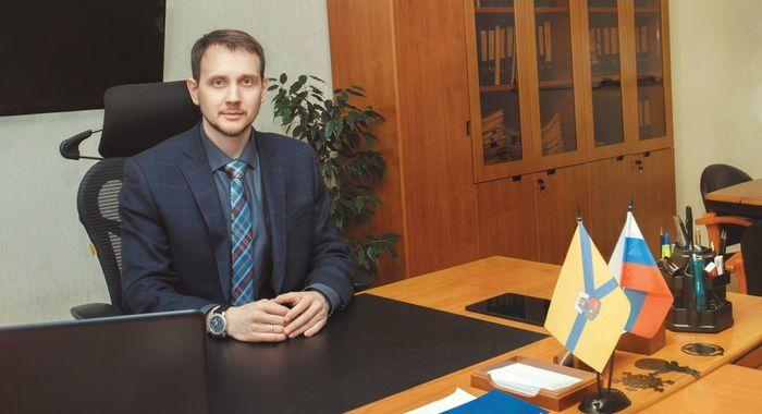 Исполняющим обязанности мэра Череповца назначили Дмитрия Лаврова