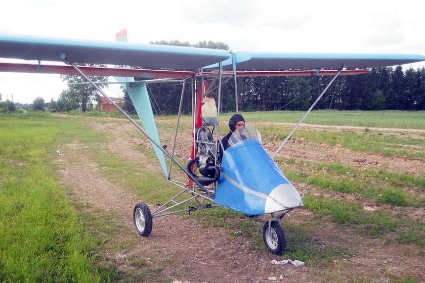Сделать своими руками летательный аппарат