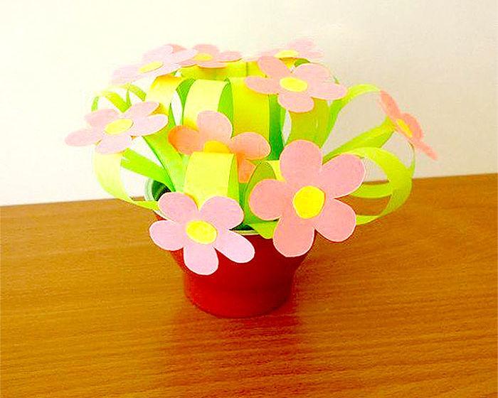 Букет для мамы своими руками из цветов 163