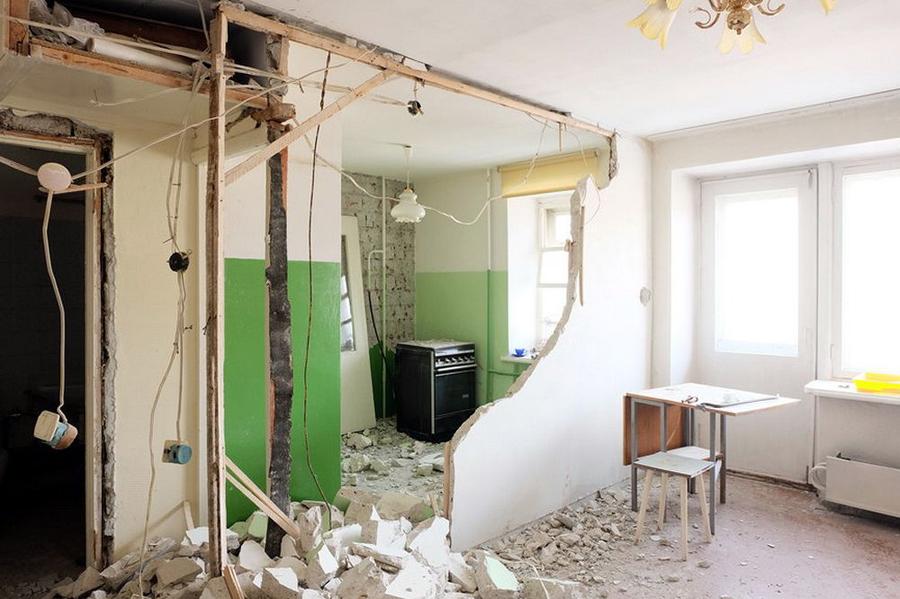 строители залили соседей выявлена перепланировка