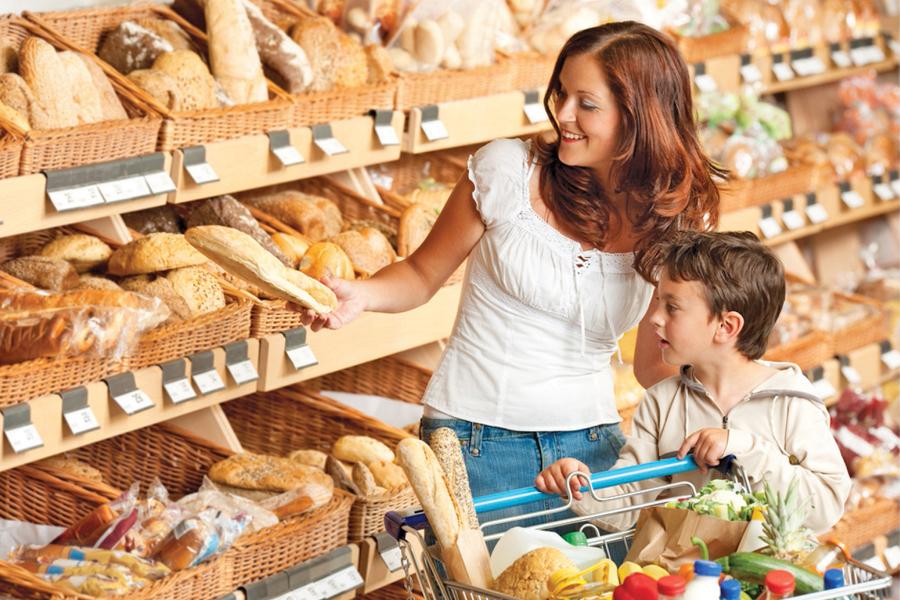 Картинки продавца хлеба для детей