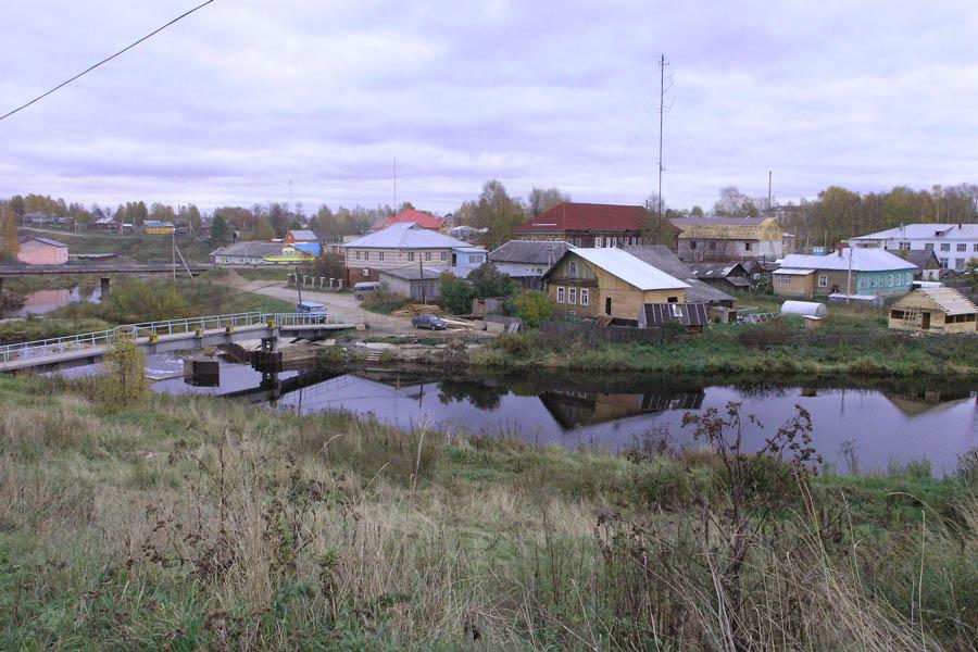 самом деле фото село демьяново вологодская область меняется целиком, так